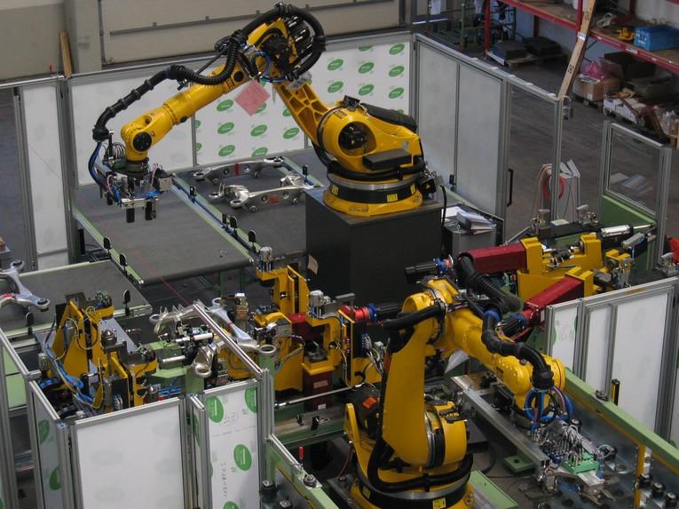 Roboter-Programmierer (m/w)