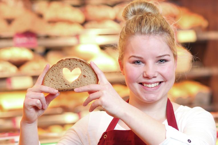 Ausbildung zur Fachverkäufer/in im Lebensmittelhandwerk (Bäckerei)