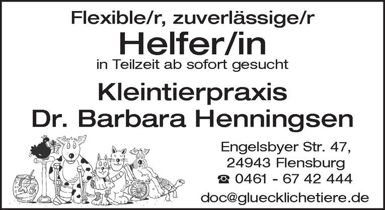 Helfer/in