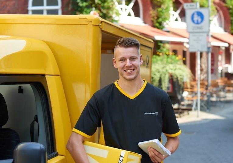 Zusteller für Briefe und Pakete (m/w) Billstedt