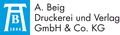 A. Beig Druckerei und Verlag GmbH & Co. KG Jobs