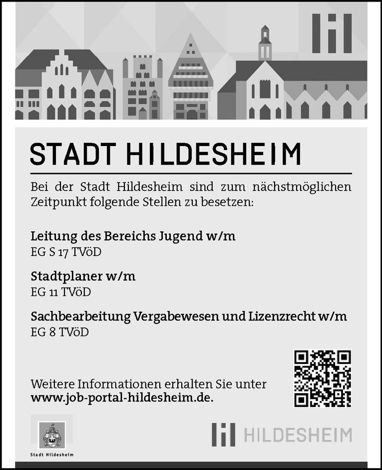Stadtplaner w/m