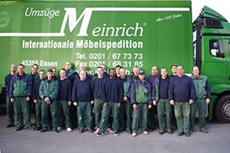 Heinz Meinrich Möbeltransporte