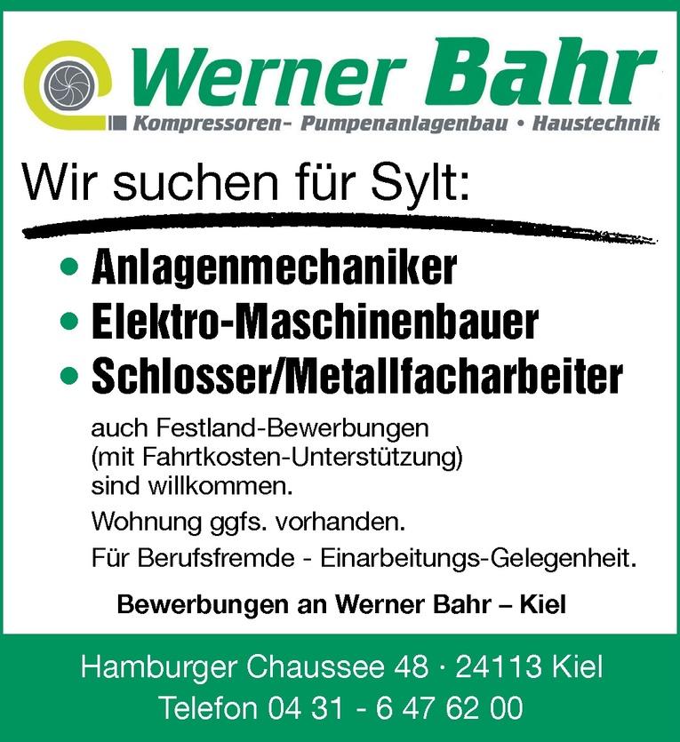 Schlosser/Metallfacharbeiter