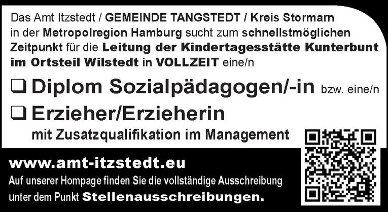Diplom Sozialpädagogen/-in bzw. Erzieher/Erzieherin