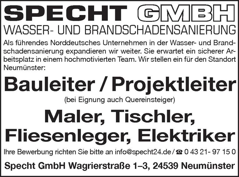 Bauleiter / Projektleiter