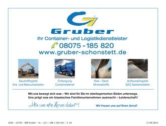 Containerdienst Rudolf Gruber GmbH