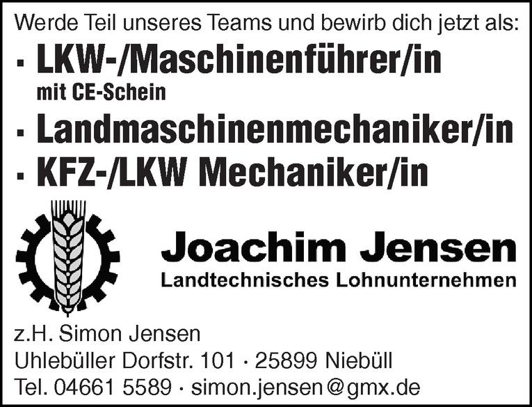 LKW-/Maschinenführer/in