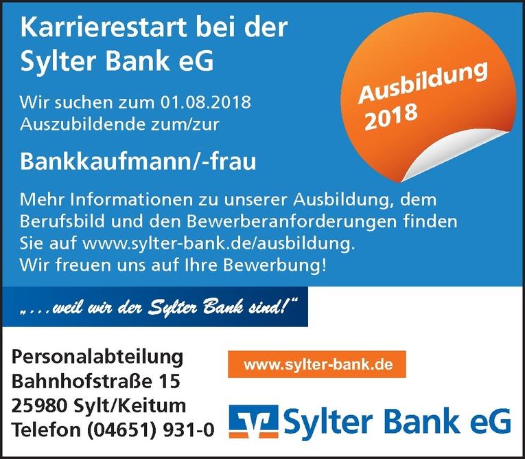 Auszubildende zum/zur Bankkaufmann/-frau