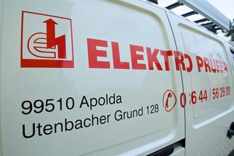 Elektro Prüfer, Inhaber Holger Prüfer