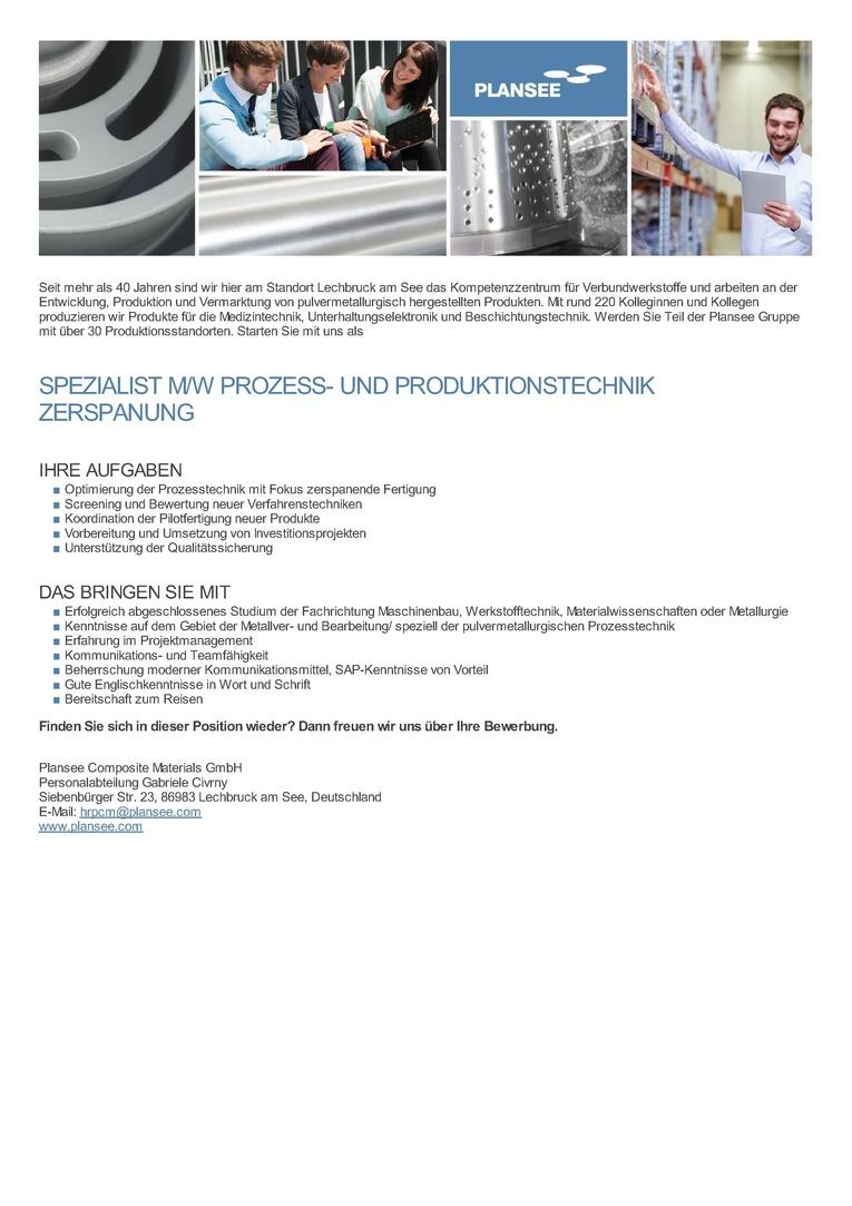 Tolle Qualitätssicherung Job Description Fertigungs Bilder ...