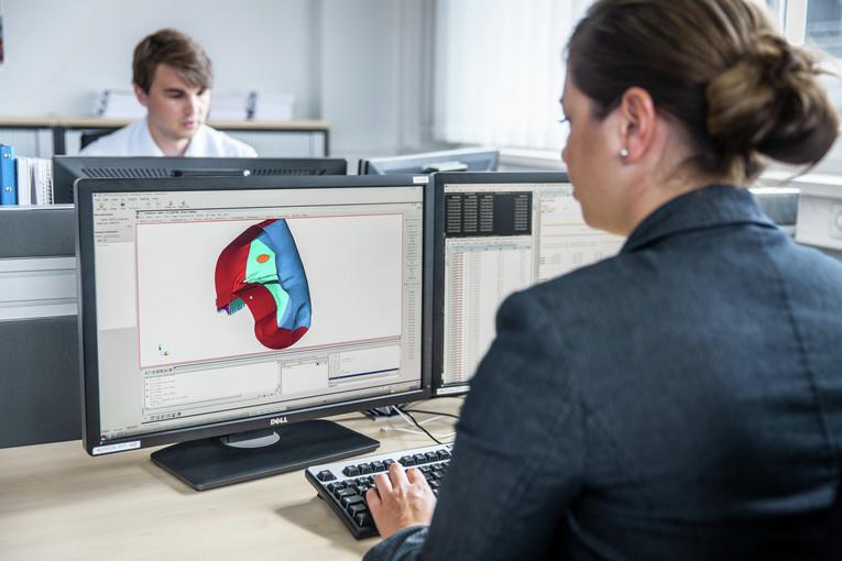 Teamleiter (m/w) Simulation Menschmodell und Methodenentwicklung