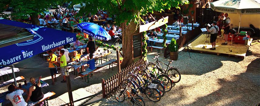Der Waldbiergarten Sommerkeller