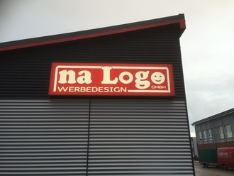 Na logo werbedesign GmbH