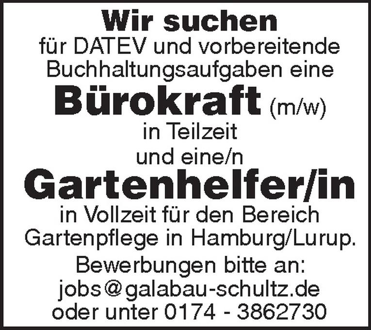 Gartenhelfer/in