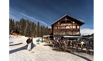 Alpinlodge Auenhütte