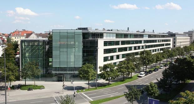 MünchenerHyp - Bankgebäude