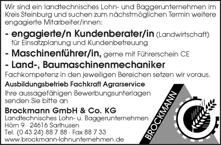 Land-, Baumaschinenmechaniker