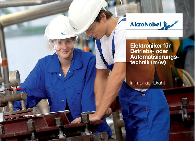 Ausbildung zum Elektroniker für Betriebstechnik (m/w)