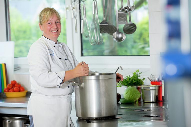 Mitarbeiter (m/w) Küche in Teilzeit