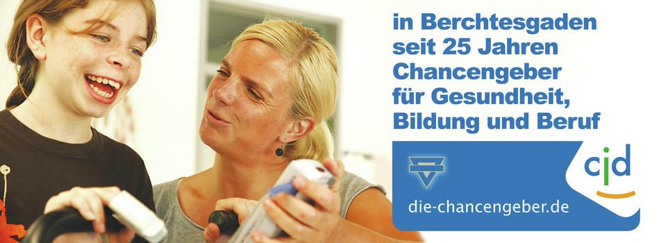 CJD Berchtesgaden – Gesundheit · Bildung · Beruf