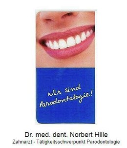 Dr. med. dent. Norbert Hille