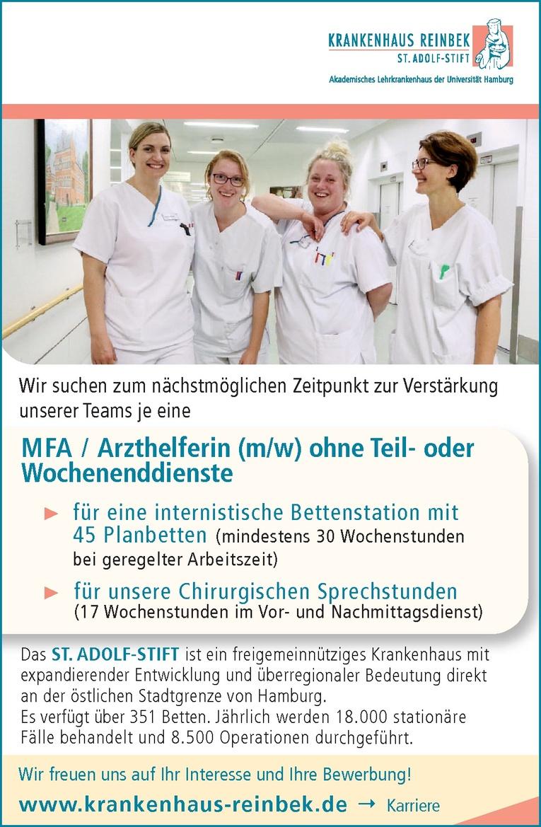 MFA / Arzthelferin (m/w)