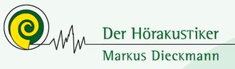 DER HÖRAKUSTIKER - Markus Dieckmann / Einzelunternehmen