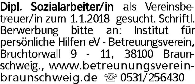 Vereinsbetreuer (m/w)