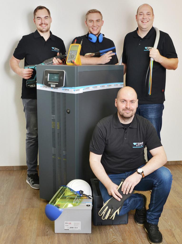Servicetechniker / Elektronistallateur