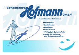 Sanitätshaus Hofmann GmbH