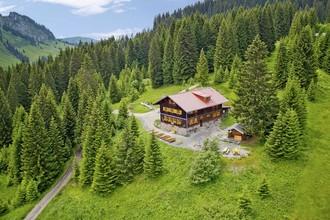 Wannenkopf Hütte