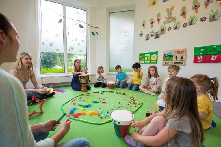 Kindheitspädagoge (m/w) für bilinguale Kita-Kette