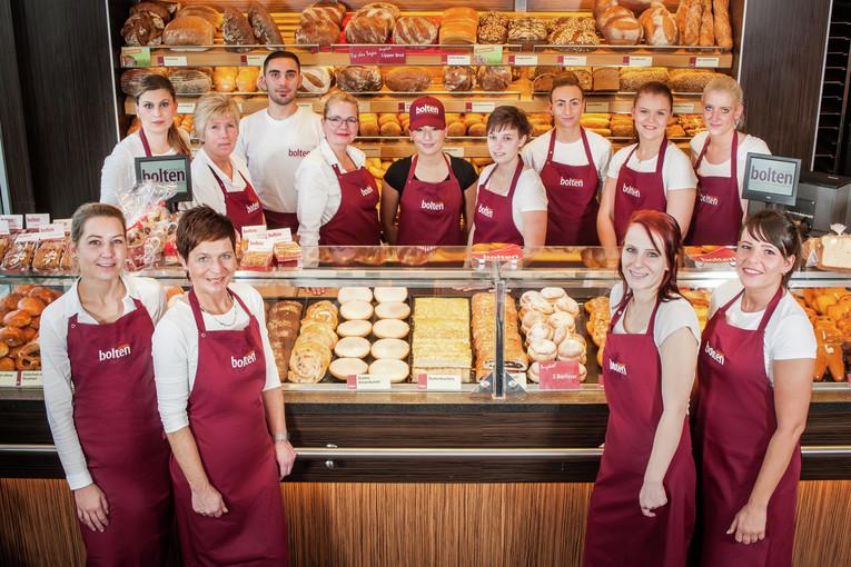 Fachverkäufer/in im Lebensmittelhandwerk (Bäckerei)