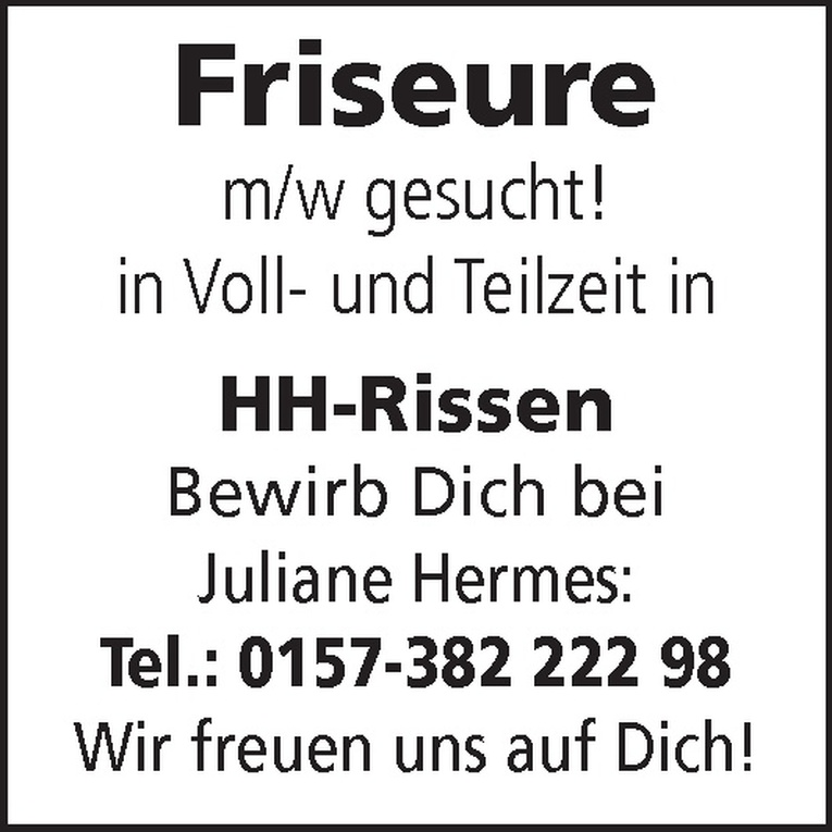 Friseure (m/w)
