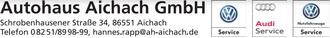 Autohaus Aichach GmbH