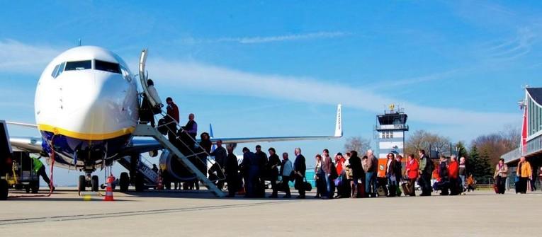 Mitarbeiter (m/w) für die Passagier- und Flugzeugabfertigung auf geringfügiger Basis