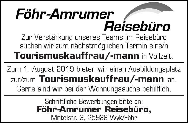 tourismuskauffrau mann - Bewerbung Tourismuskauffrau