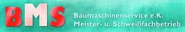 BMS Baumaschinenservice e.K.
