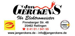 Jan GERCKENS - Ihr Elektromeister