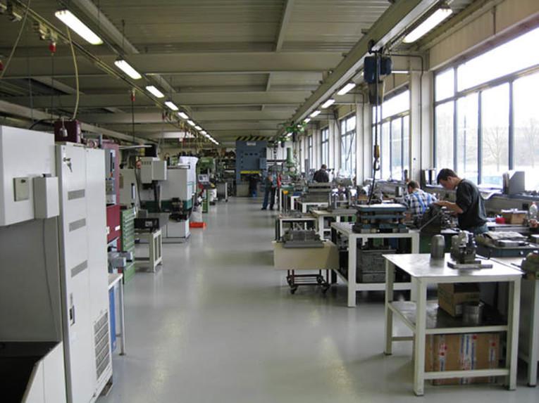 Ausbildung zum Feinwerkmechaniker (m/w), Fachrichtung Werkzeugbau, Stanz- und Umformtechnik