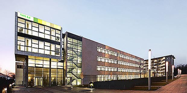 Volke München Hauptgebäude, Schätzweg 7-9