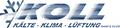 Koll Kälte-Klima-Lüftung GmbH & Co KG