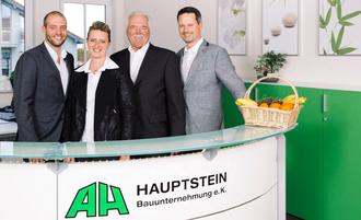 Albert Hauptstein Bauunternehmung e. K.
