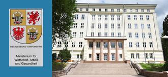 Ministerium für Wirtschaft, Arbeit und Gesundheit Mecklenburg-Vorpommern