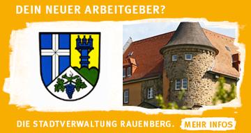 Stadtverwaltung Rauenberg Jobs