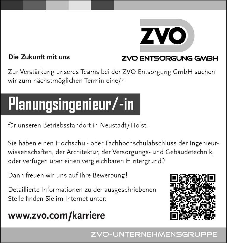 Planungsingenieur/-in