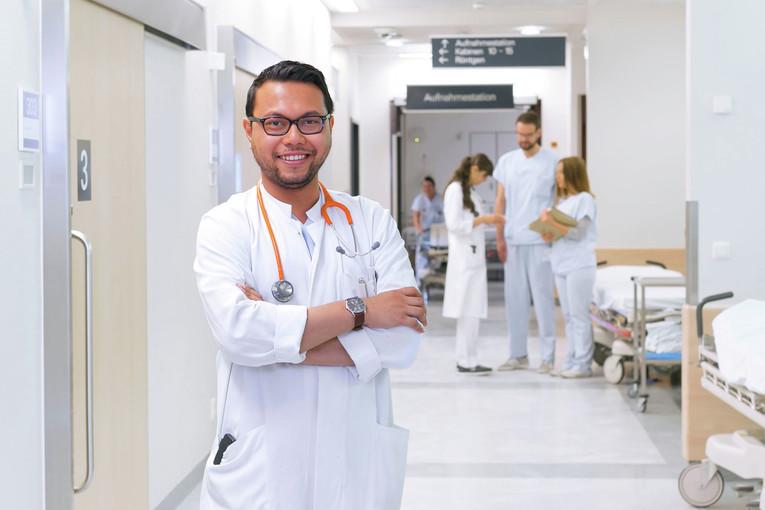 Arzt (m/w) zur Weiterbildung Hygiene- und Umweltmedizin  oder einen Facharzt (m/w) für Hygiene und Umweltmedizin oder einen Facharzt (m/w) für Mikrobiologie, Virologie und Infektionsepidemiologie mit Interesse an einer Tätigkeit in der Krankenhaushygiene