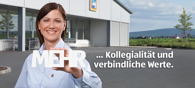 Verkäufer Teilzeit (m/w) bei ALDI SÜD