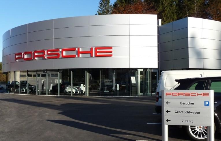 Kfz-Teiledienstmitarbeiter (m/w) bei Porsche, zum nächstmöglichen Zeitpunkt in Grainau